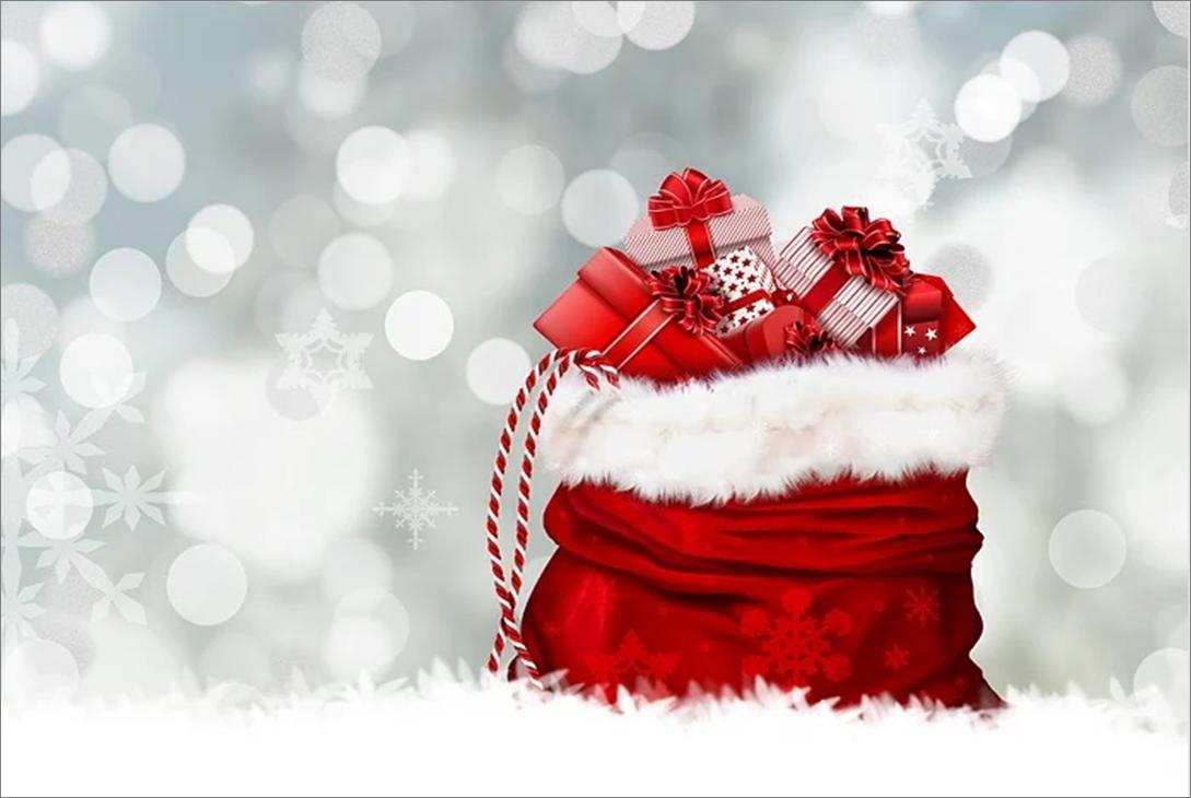 La boite de Noël !