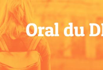Oral du DNB